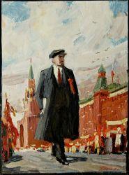 Ленин Красная Площадь
