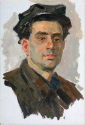 Этюд к портрету шахтера