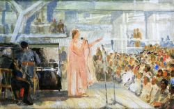 Концерт в цеху